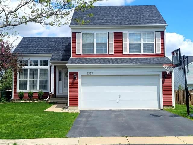 2357 N Old Pond Lane, Round Lake Beach, IL 60073 (MLS #11080801) :: Helen Oliveri Real Estate