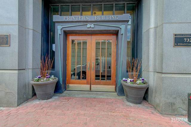 732 S Financial Place #419, Chicago, IL 60605 (MLS #11080860) :: Suburban Life Realty