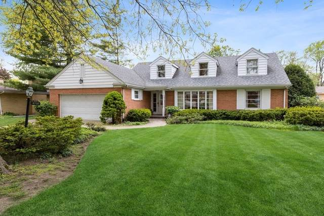 4720 Johnson Avenue, Western Springs, IL 60558 (MLS #11080874) :: Ryan Dallas Real Estate