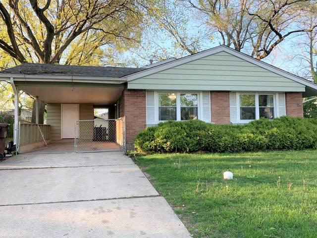 236 Gentry Street, Park Forest, IL 60466 (MLS #11080893) :: Helen Oliveri Real Estate