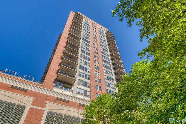 1717 S Prairie Avenue #1205, Chicago, IL 60616 (MLS #11080905) :: Suburban Life Realty