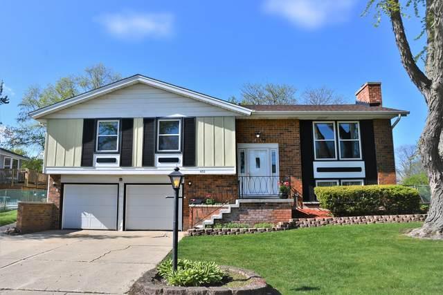 420 Worchester Court, Schaumburg, IL 60193 (MLS #11080962) :: Helen Oliveri Real Estate