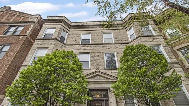 816 W Cuyler Avenue 1W, Chicago, IL 60613 (MLS #11080969) :: Suburban Life Realty