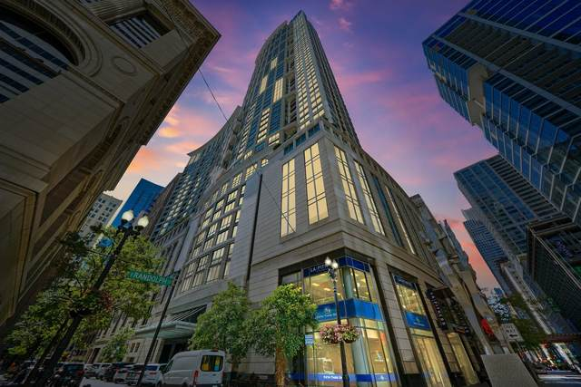 130 N Garland Court #3201, Chicago, IL 60602 (MLS #11080971) :: Suburban Life Realty