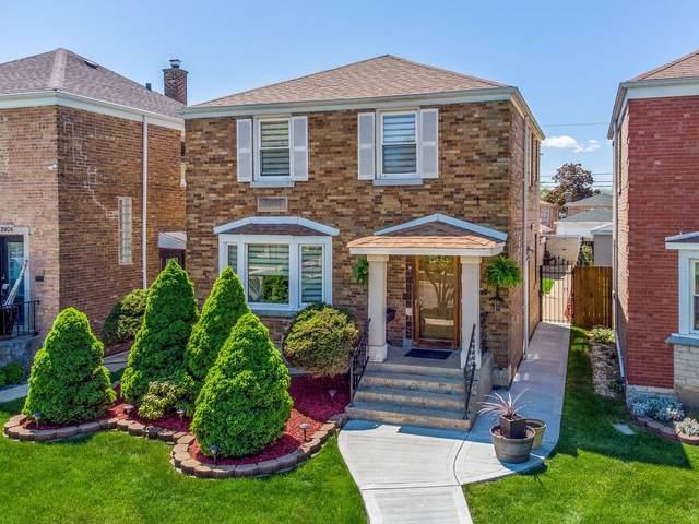2906 N Mobile Avenue, Chicago, IL 60634 (MLS #11080982) :: Helen Oliveri Real Estate