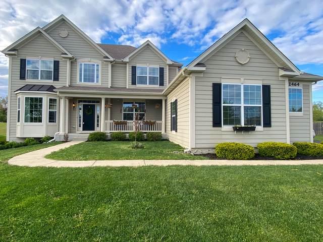 2464 Achilles Lane, Crystal Lake, IL 60014 (MLS #11080987) :: Ani Real Estate