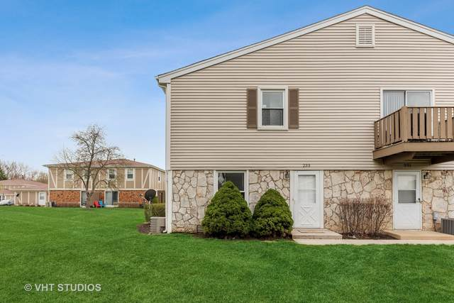 233 Nantucket Harbor, Schaumburg, IL 60193 (MLS #11080995) :: Helen Oliveri Real Estate