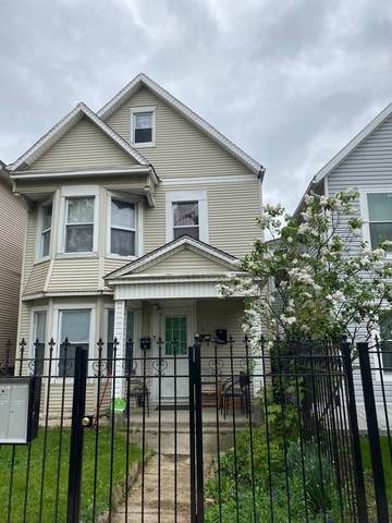 3709 W Palmer Street, Chicago, IL 60647 (MLS #11081004) :: Helen Oliveri Real Estate