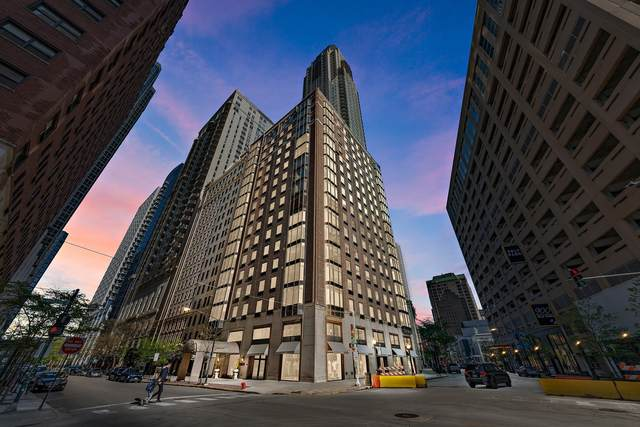 40 E Delaware Place #602, Chicago, IL 60611 (MLS #11081018) :: Suburban Life Realty
