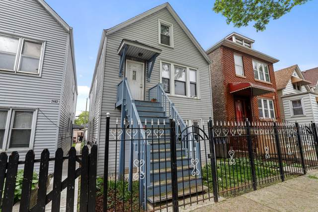 2460 W 46th Street, Chicago, IL 60632 (MLS #11081024) :: Helen Oliveri Real Estate