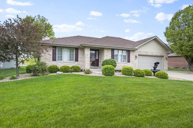 608 High Grove Drive, Minooka, IL 60447 (MLS #11081028) :: Ani Real Estate