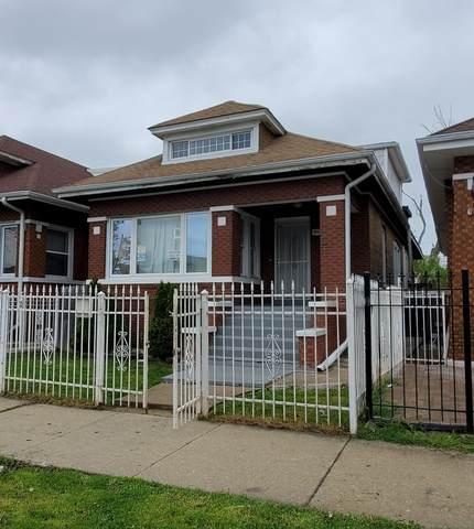 6143 S Talman Avenue, Chicago, IL 60629 (MLS #11081038) :: Littlefield Group