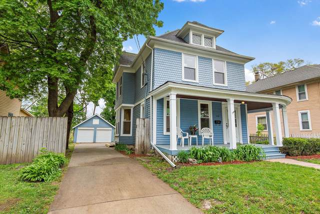 108 S Porter Street, Elgin, IL 60120 (MLS #11081045) :: Suburban Life Realty