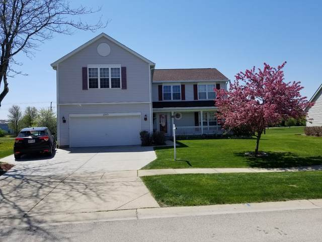 2243 Cottonwood Drive, Elgin, IL 60123 (MLS #11081069) :: Suburban Life Realty