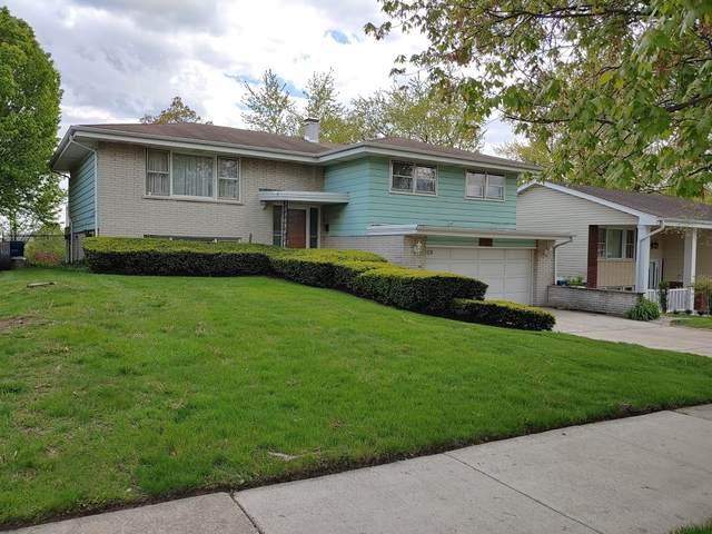 9119 W 93rd Street, Hickory Hills, IL 60457 (MLS #11081103) :: Littlefield Group