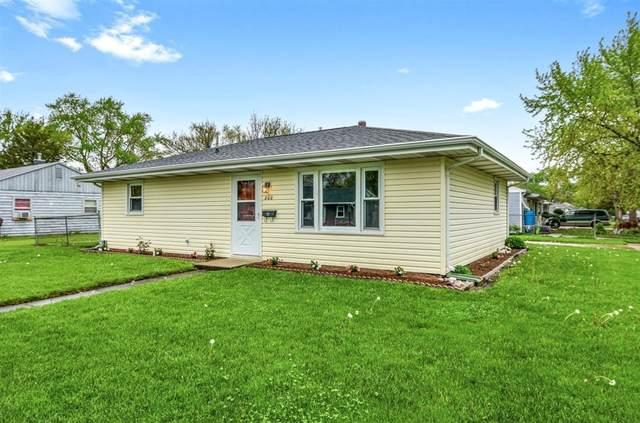 800 Juniper Drive, Rantoul, IL 61866 (MLS #11081109) :: Ryan Dallas Real Estate