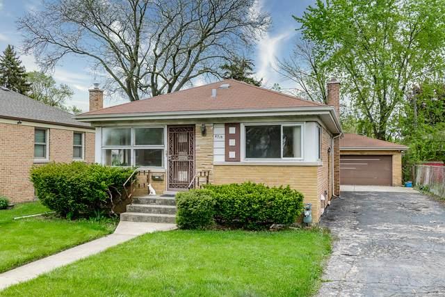 4719 Butterfield Road, Hillside, IL 60162 (MLS #11081132) :: Helen Oliveri Real Estate
