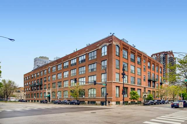 1727 S Indiana Avenue #226, Chicago, IL 60616 (MLS #11081149) :: Suburban Life Realty