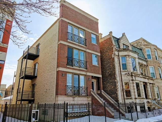 2215 W Washington Boulevard, Chicago, IL 60612 (MLS #11081151) :: Suburban Life Realty