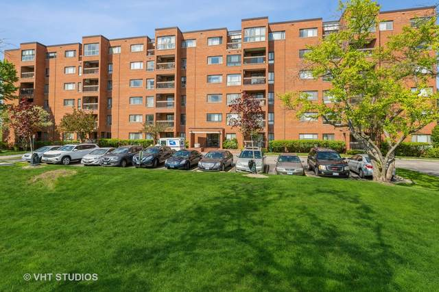 600 Naples Court #101, Glenview, IL 60025 (MLS #11081167) :: Carolyn and Hillary Homes