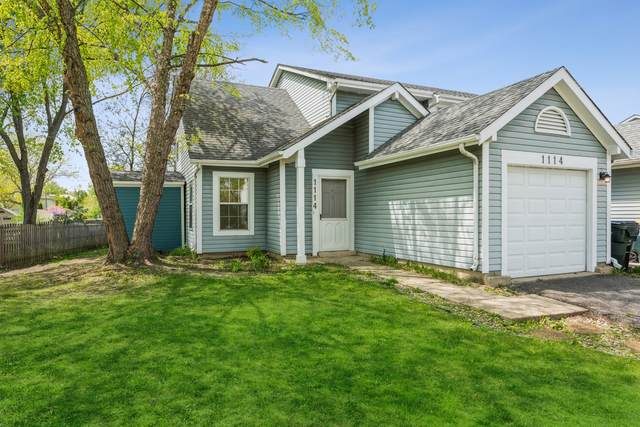 1114 Bradbury Circle, Carol Stream, IL 60188 (MLS #11081210) :: Helen Oliveri Real Estate