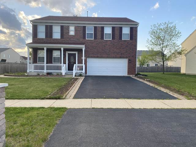 25318 Presidential Avenue, Plainfield, IL 60544 (MLS #11081247) :: BN Homes Group