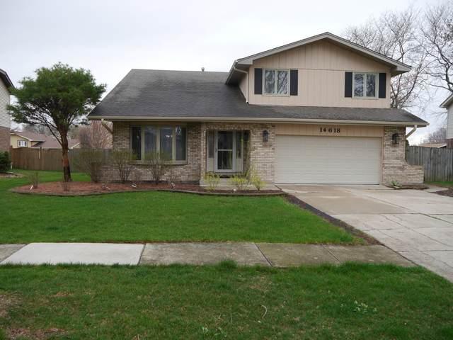 14618 Mallard Drive, Homer Glen, IL 60491 (MLS #11081305) :: RE/MAX Next