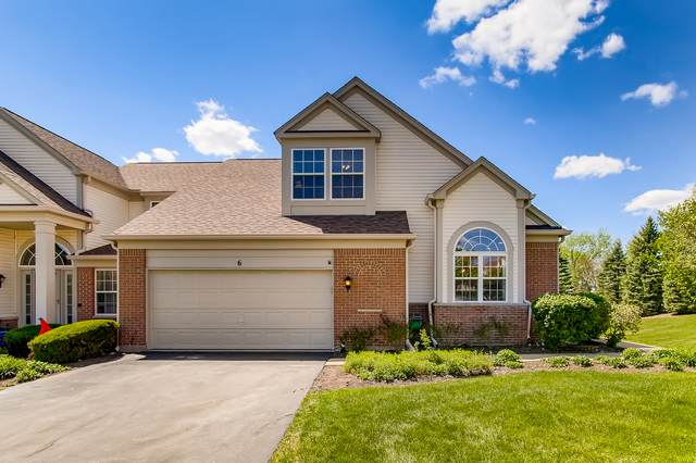 6 Waterfront Court, Algonquin, IL 60102 (MLS #11081335) :: Suburban Life Realty