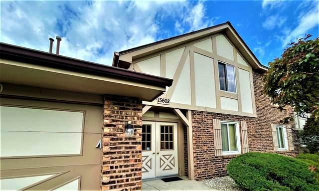 15602 Orlan Brook Drive G220, Orland Park, IL 60462 (MLS #11081366) :: Helen Oliveri Real Estate
