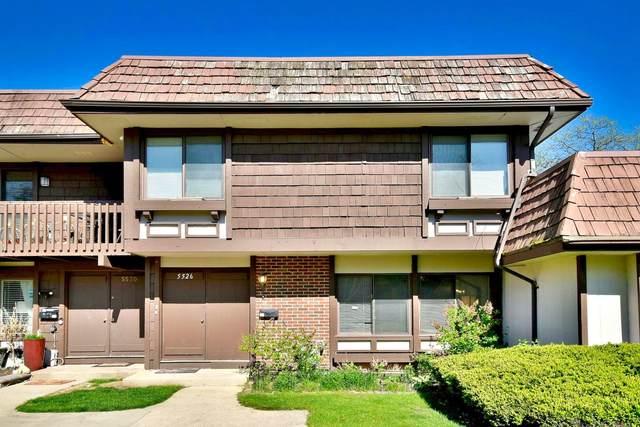 5526 Carmel Drive #5526, Hanover Park, IL 60133 (MLS #11081370) :: Helen Oliveri Real Estate