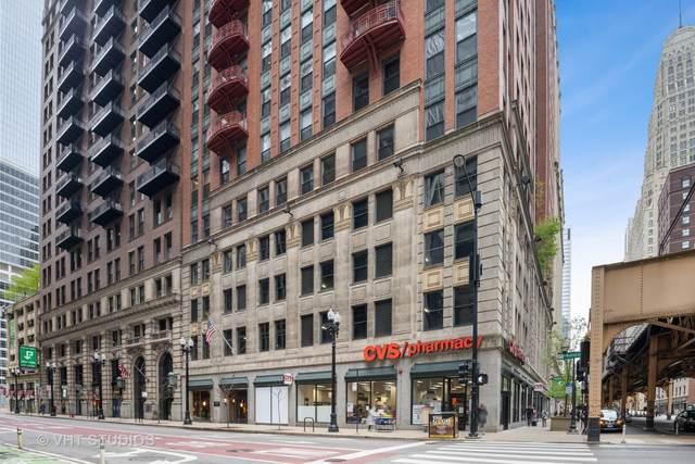 208 W Washington Street #2008, Chicago, IL 60606 (MLS #11081410) :: Suburban Life Realty