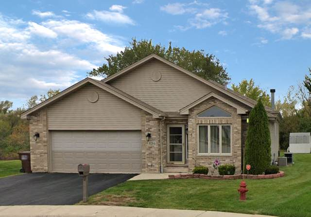 3234 Bramanti Trail, South Chicago Heights, IL 60411 (MLS #11081417) :: The Spaniak Team