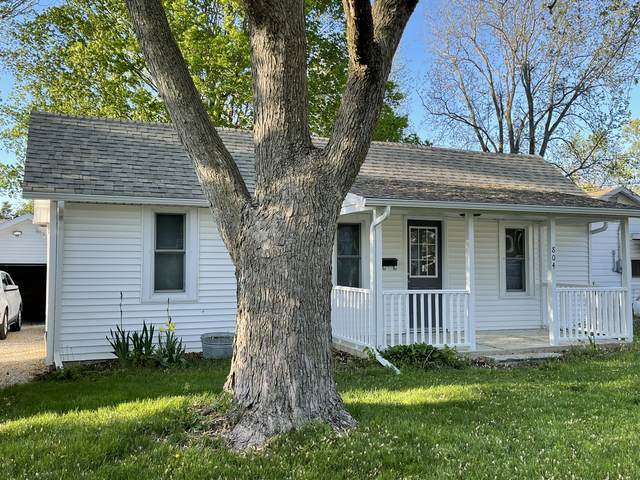 804 W Bristow Street, MONTICELLO, IL 61856 (MLS #11081495) :: The Spaniak Team