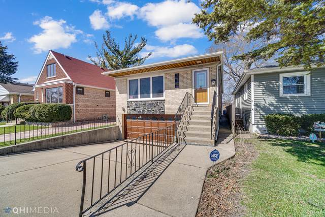 6336 W Eastwood Avenue, Chicago, IL 60630 (MLS #11081496) :: The Spaniak Team