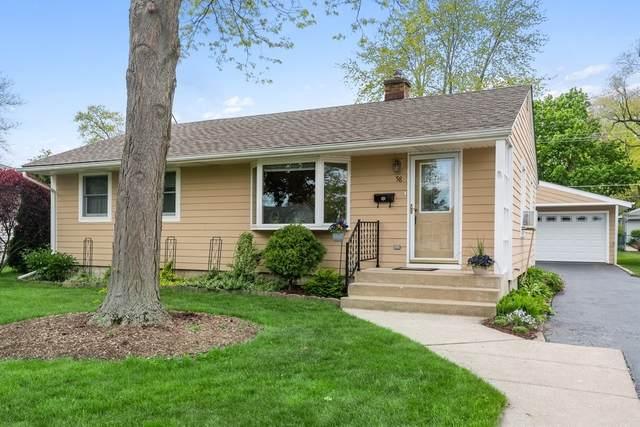 58 S Lincoln Avenue, Mundelein, IL 60060 (MLS #11081503) :: Helen Oliveri Real Estate