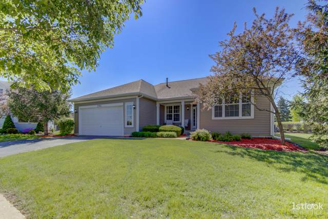 792 Bohannon Circle, Oswego, IL 60543 (MLS #11081546) :: Carolyn and Hillary Homes