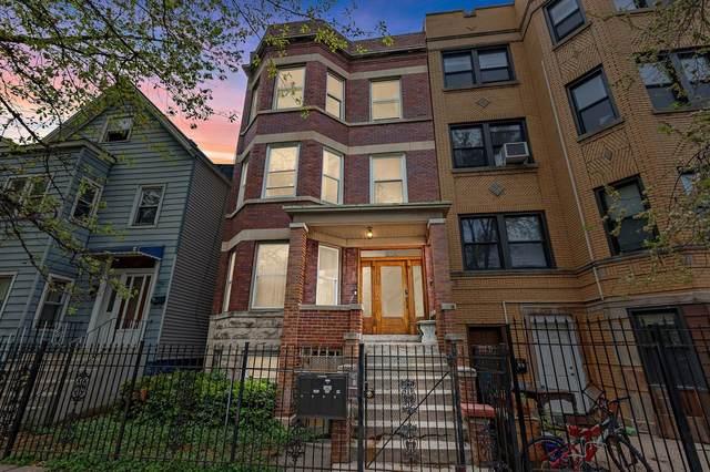 1854 N Kedzie Avenue #1, Chicago, IL 60647 (MLS #11081695) :: Littlefield Group