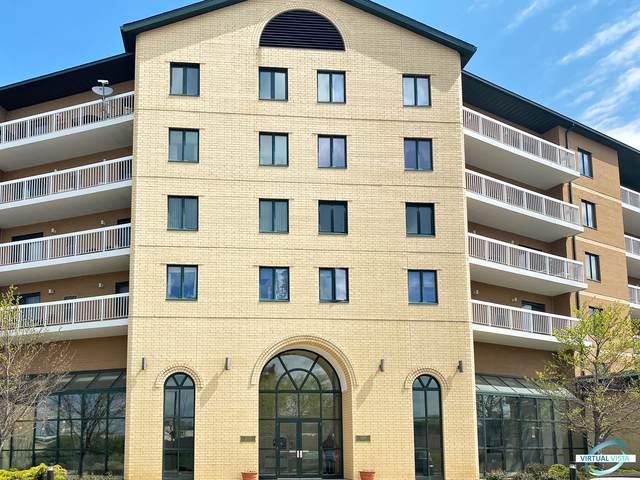 1500 S Ardmore Avenue #500, Oakbrook Terrace, IL 60181 (MLS #11081698) :: The Spaniak Team