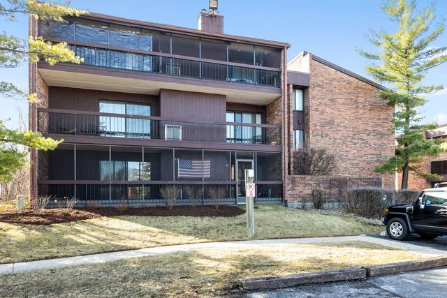 5515 Cromwell Lane G3, Oak Forest, IL 60452 (MLS #11081699) :: Helen Oliveri Real Estate