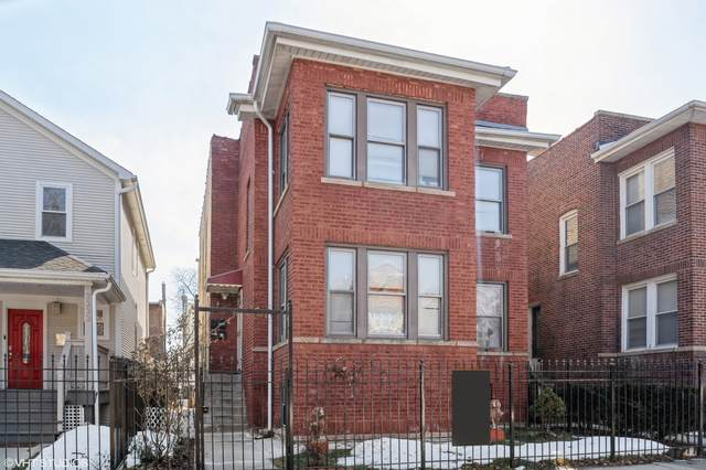 3337 W Cullom Avenue, Chicago, IL 60618 (MLS #11081700) :: Littlefield Group