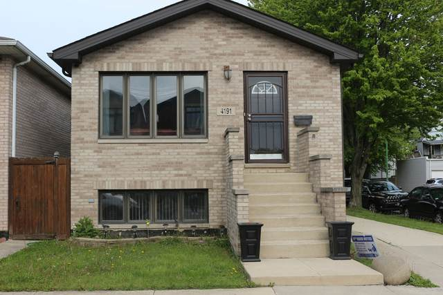 4191 S Emerald Avenue, Chicago, IL 60609 (MLS #11081704) :: Carolyn and Hillary Homes