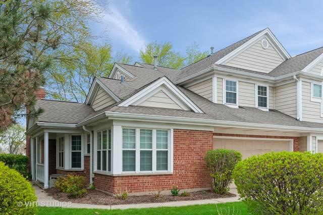 124 Woodstone Drive, Buffalo Grove, IL 60089 (MLS #11081751) :: Carolyn and Hillary Homes