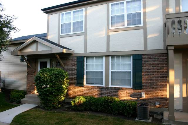 132 Brookwood Court #3, Vernon Hills, IL 60061 (MLS #11081759) :: Carolyn and Hillary Homes