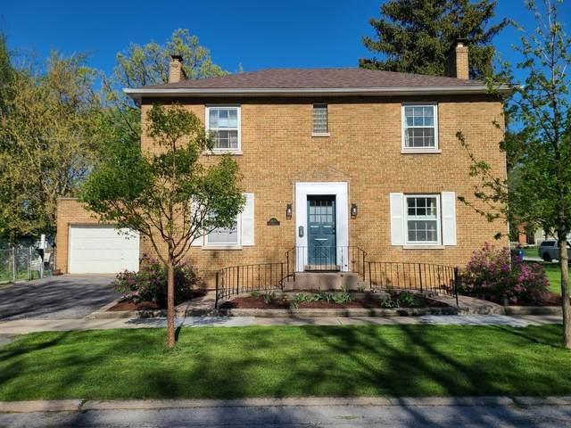 18135 Gottschalk Avenue, Homewood, IL 60430 (MLS #11081786) :: Helen Oliveri Real Estate