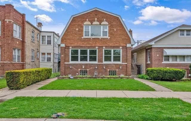 4905 W Wolfram Street, Chicago, IL 60641 (MLS #11081803) :: Helen Oliveri Real Estate