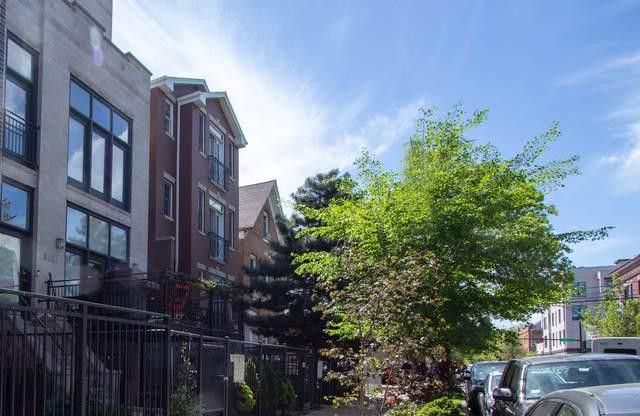 821 N Wood Street #2, Chicago, IL 60622 (MLS #11081813) :: Littlefield Group