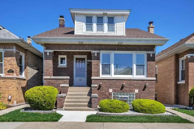 4153 N Mason Avenue, Chicago, IL 60634 (MLS #11081824) :: Littlefield Group