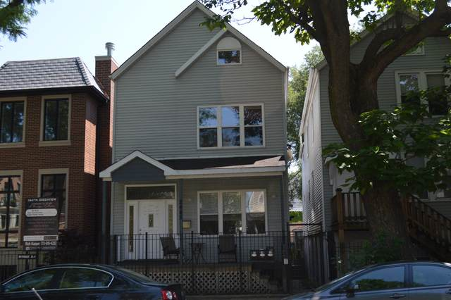 2445 N Greenview Avenue, Chicago, IL 60614 (MLS #11081885) :: Littlefield Group