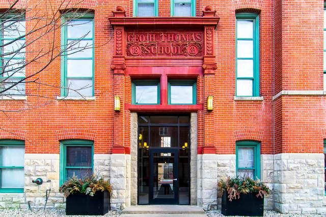 1445 W Belden Avenue 4J, Chicago, IL 60614 (MLS #11081886) :: Littlefield Group