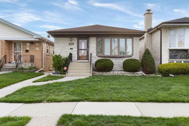 4614 N Newland Avenue N, Harwood Heights, IL 60706 (MLS #11081921) :: Helen Oliveri Real Estate